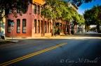 Charleston S.C. – Downtown scenery
